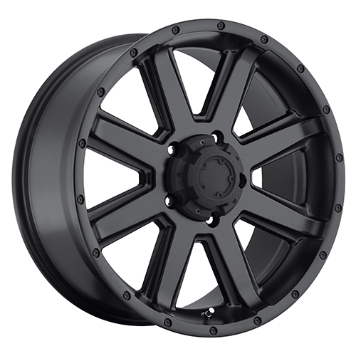 Ultra Wheels 195 Crusher Satin Black