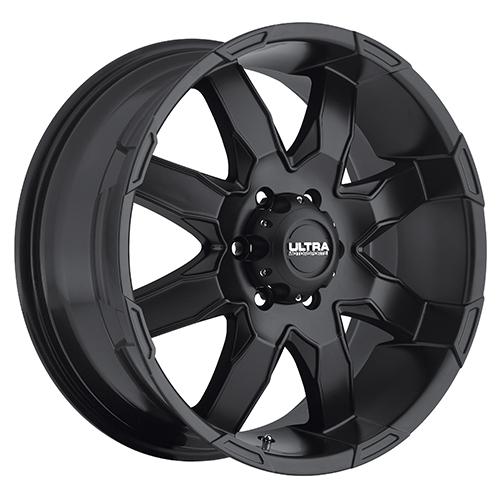 Ultra Wheels 225 Phantom  Satin Black
