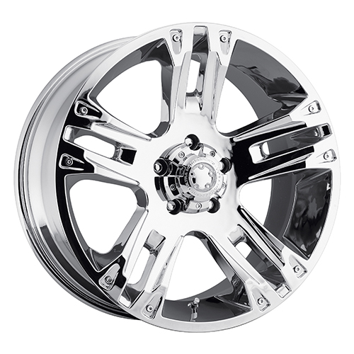 Ultra Wheels 234 Maverick Chrome Plated