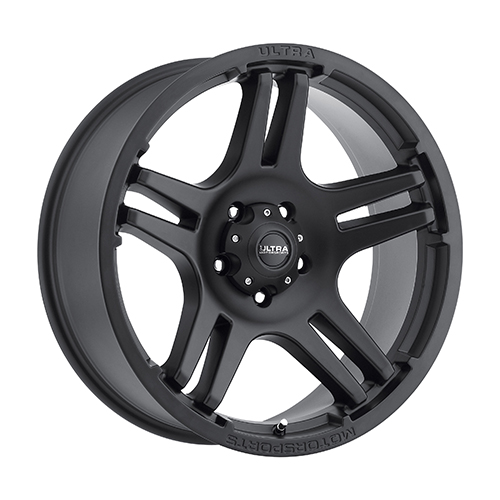 Ultra Wheels 264 Bully Satin Black