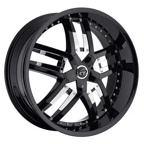 VCT Wheels Lombardi Black