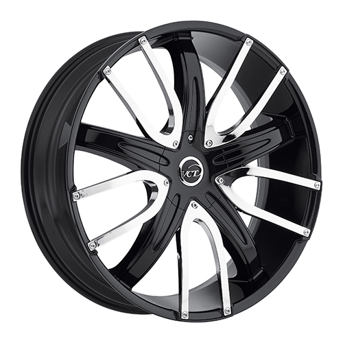 VCT Wheels V18 Black