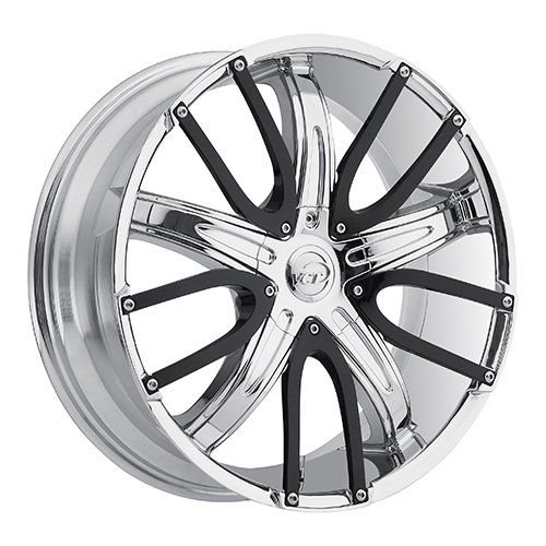 VCT Wheels V18 Chrome