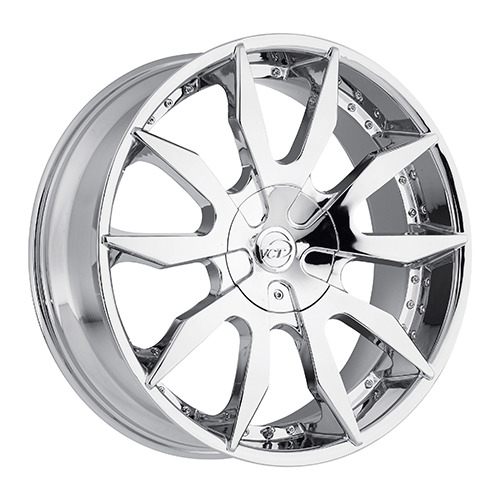 VCT Wheels V54 Chrome