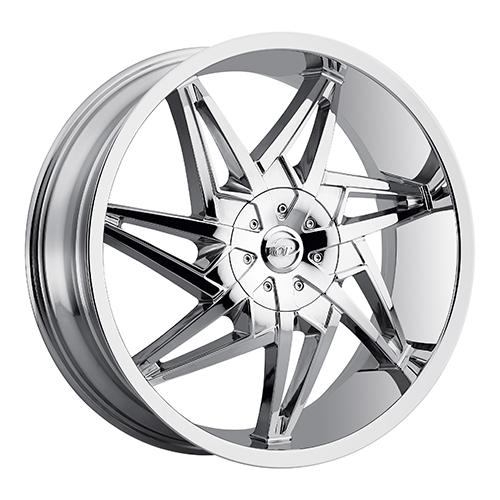 VCT Wheels V74 Chrome