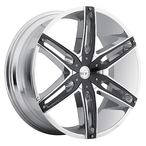 VCT Wheels V8 Chrome
