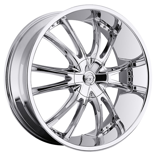 VCT Wheels Bossini Chrome