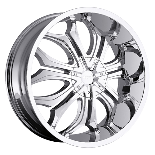 VCT Wheels Godfather Chrome