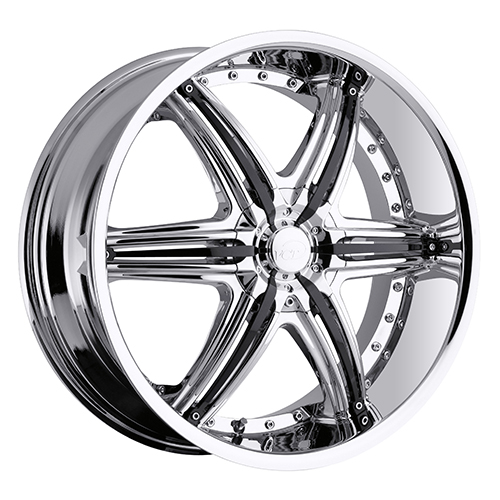 VCT Wheels Mobster Chrome
