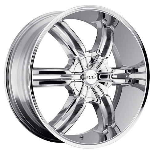 VCT Wheels Torino Chrome