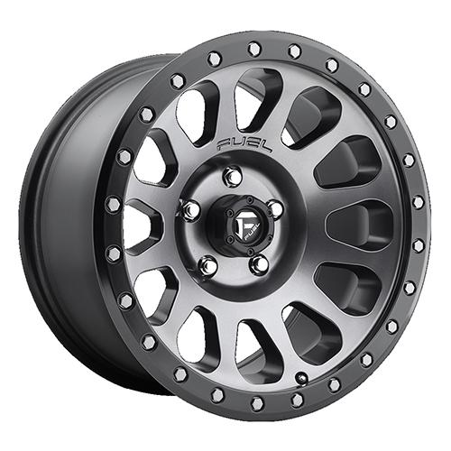 Fuel Offroad Wheels Vector Gunmetal