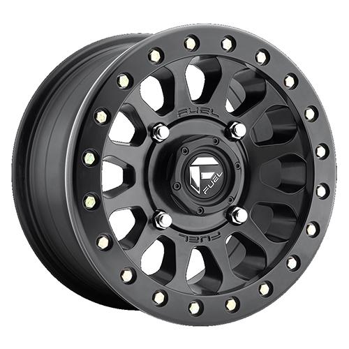 Fuel Offroad Wheels Vector Bead Lock Matte Black