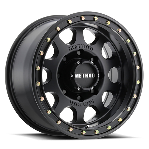 Method Race Wheels Vex Matte Black