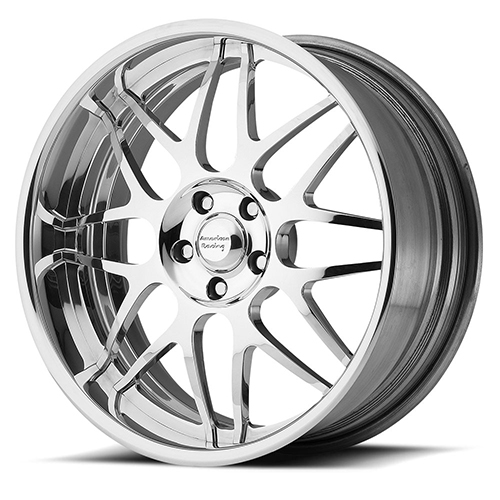 17x7 American Racing Forged Wheels VF483 Custom Finishes Up To Three Colors