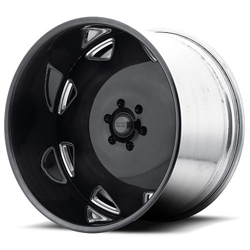 18x8 American Racing Forged Wheels VF484 Custom Finishes Up To Three Colors