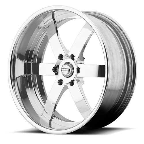 20x10.5 American Racing Forged Wheels VF496 Custom Finishes Up To Three Colors