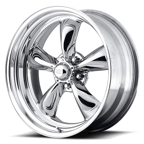 American Racing Wheels VN405  Custom Torq Thrust 2- Piece Chrome With Polished Barrel