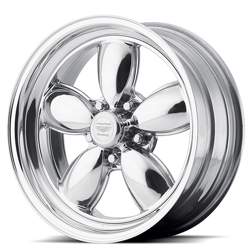 American Racing Wheels VN420  Classic 200S 2- Piece Polished