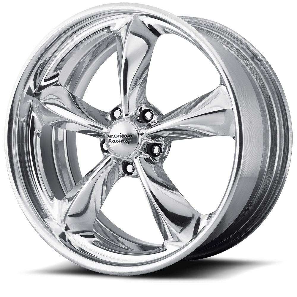American Racing Wheels VN425  Torq Thrust SL 2- Piece Polished