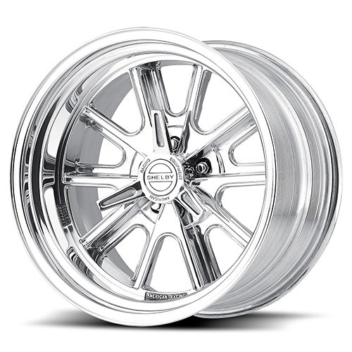 American Racing Wheels VN427  Shelby Cobra 2- Piece Polished