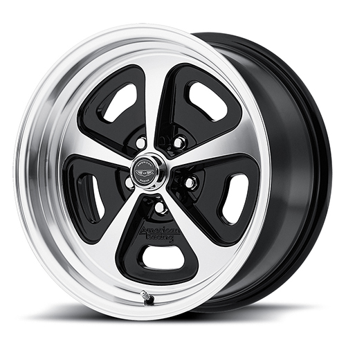 American Racing Wheels VN501 Gloss Black Machined