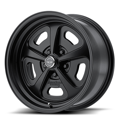 American Racing Wheels VN501 Satin Black