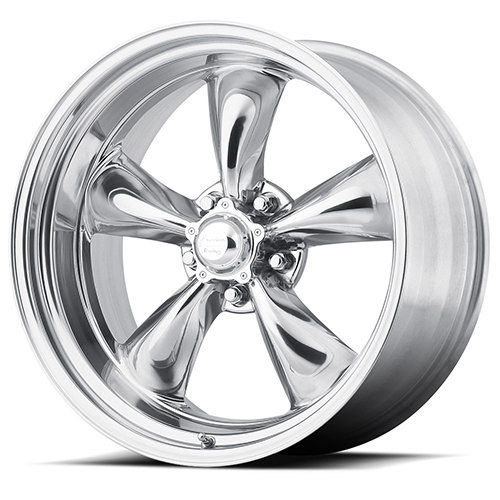 American Racing Wheels VN515  Torq Thrust II 1 Pc Polished