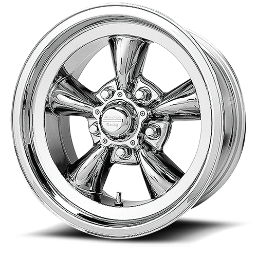 American Racing Wheels VN605  Torq Thrust D Chrome Plated