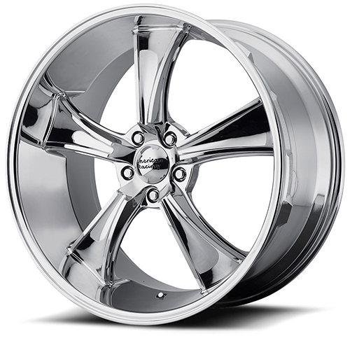 American Racing Wheels VN805  Blvd Chrome Plated