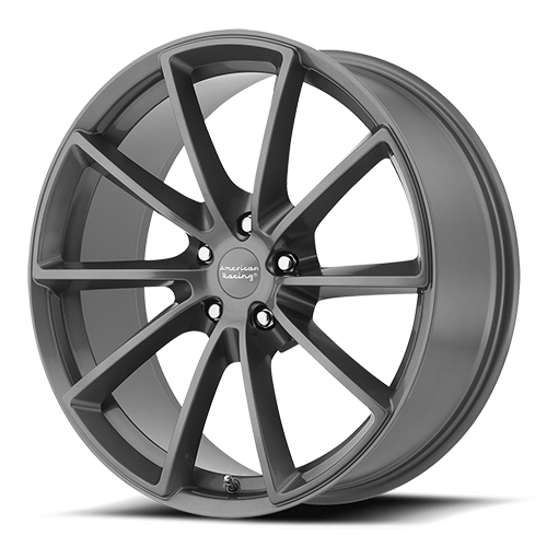 American Racing Wheels VN806 Fast Back Anthracite