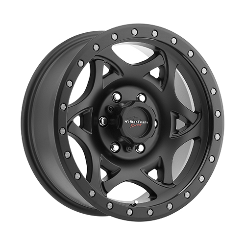 Walker Evans Wheels 501 Legend Satin Black