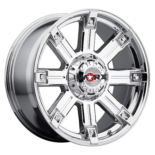 Worx Offroad Wheels 806 Triton PVD