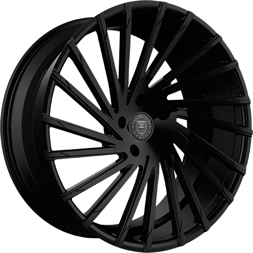 Lexani Wheels WRAITH Gloss Black