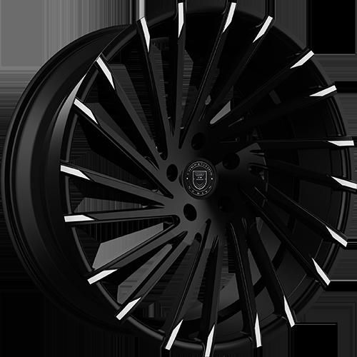 Lexani Wheels WRAITH Machined Tips