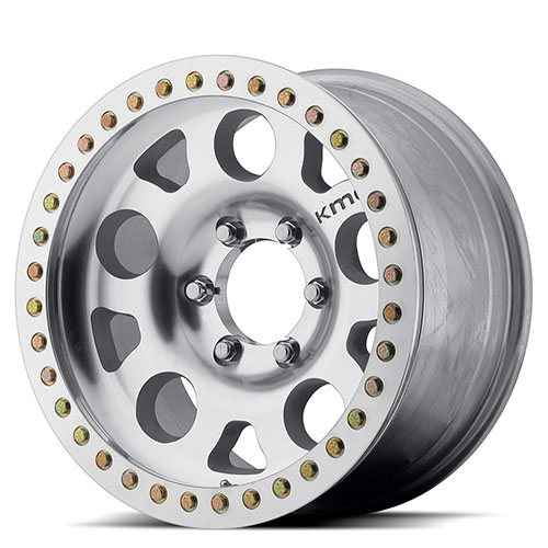 XD Series by KMC Wheels XD222  Enduro Bead Lock Machined Beadlock