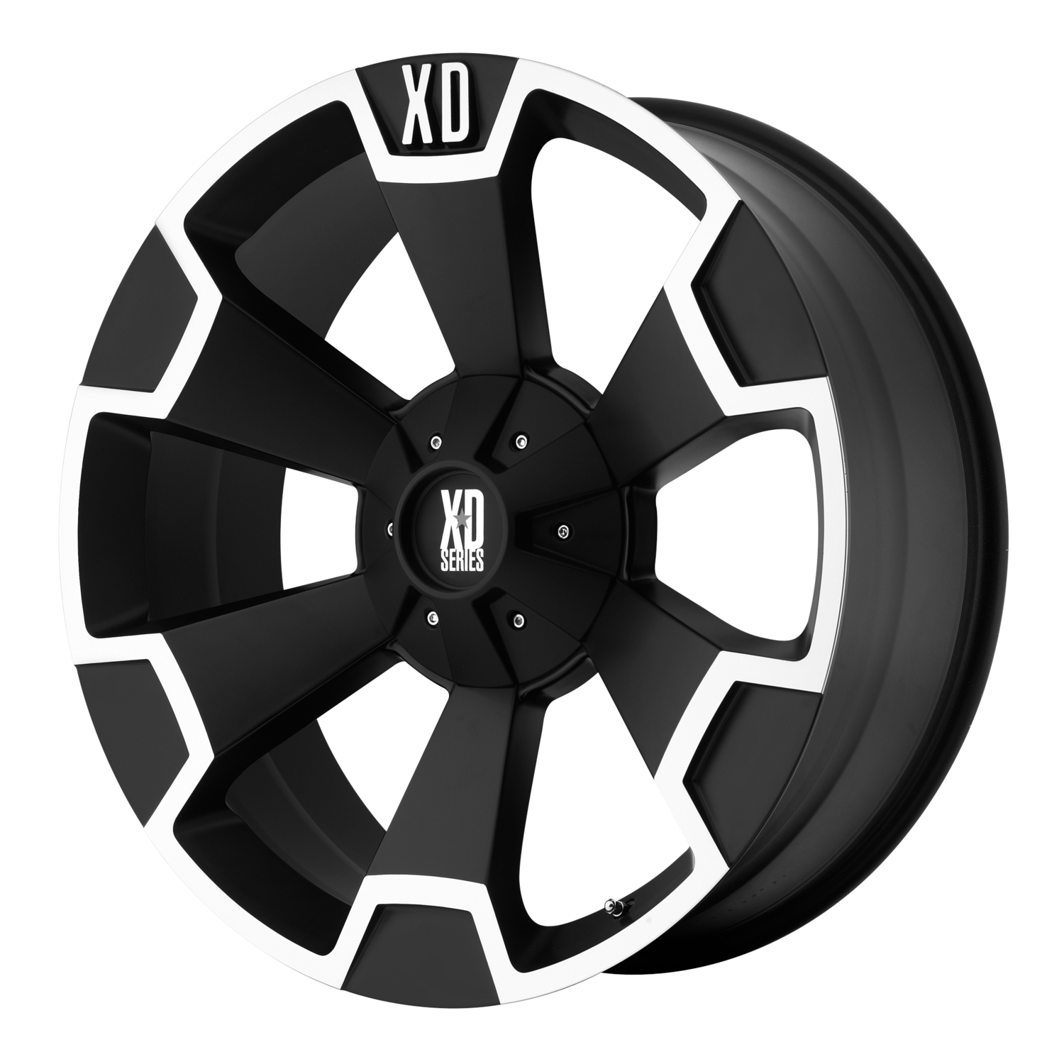 - Wheel Specials - XD Series Wheels XD803 Thump Matte Black