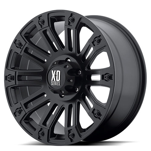 - Wheel Specials - XD Series Wheels XD810 Satin Black
