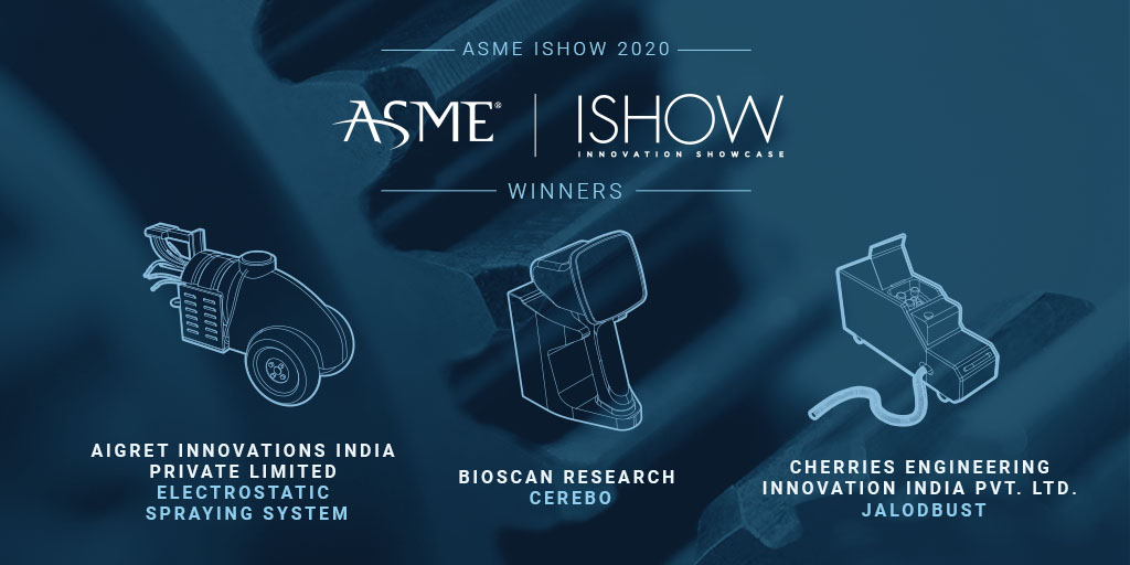 Congratulations ISHOW 2020 India Winners!