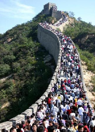 why is china overpopulated