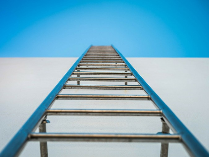 a yearbook ladder makes your planning easier