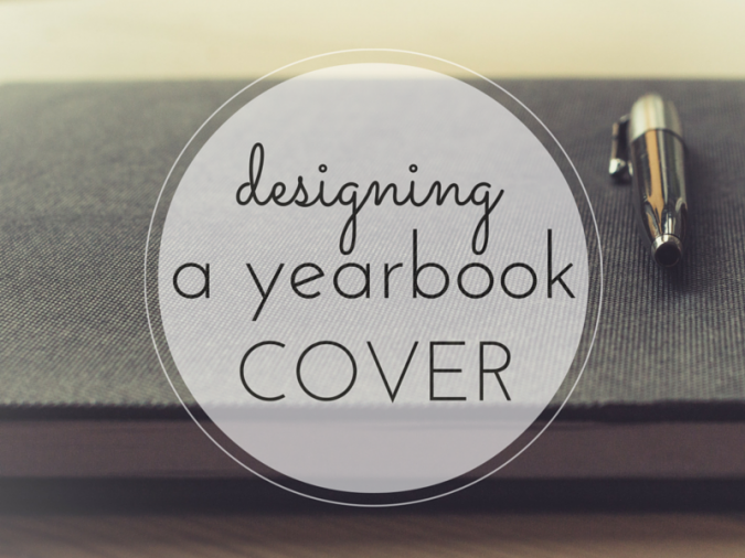how to design a yearbook cover for free