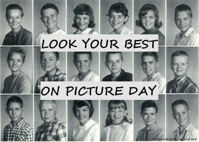 Best look on picture day