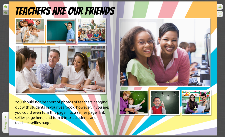 teacher as a friend