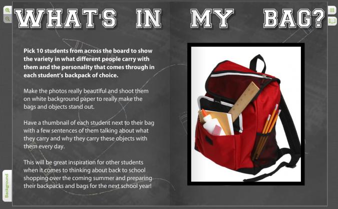 TreeRing- What's In My bag