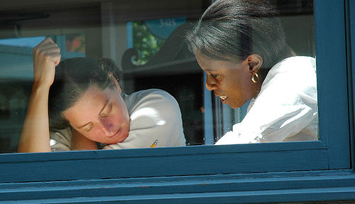 Turn to a counselor when you need advice on your future. Photo credit: Flickr CC user Wonderlane