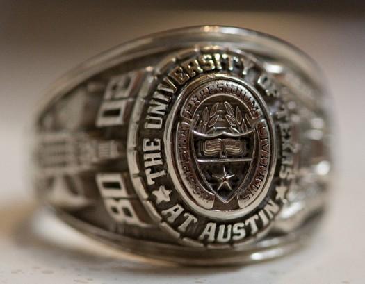 Show school pride through your jewelry. Photo credit: Flickr CC user Geoffrey Fairchild