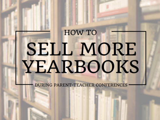 sell yearbooks at conferences