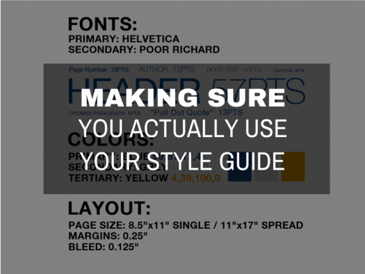 use-your-style-guide