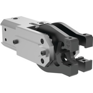 This medium-duty, modular cam-style pressroom gripper is self-locking and can be used vertically or horizontally. It's available in a range of opening angles for the upper and lower jaws.