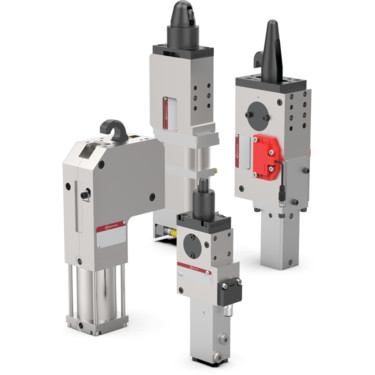 From adapters and extensions to spindles or bolt retainers, and more – Destaco's pull action latch accessories add functionality and ease-of-use to your clamps.